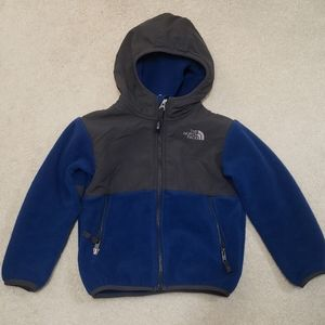 The North Face Polartec fleece jacket